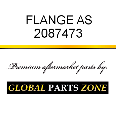 FLANGE AS 2087473
