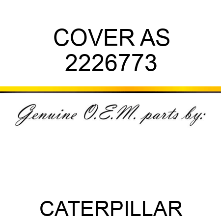 COVER AS 2226773