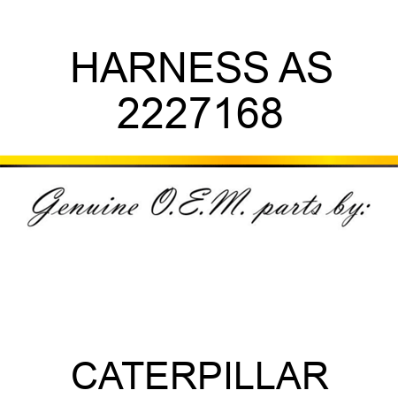HARNESS AS 2227168