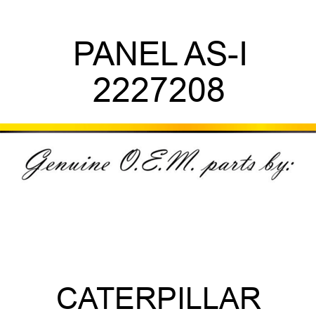 PANEL AS-I 2227208