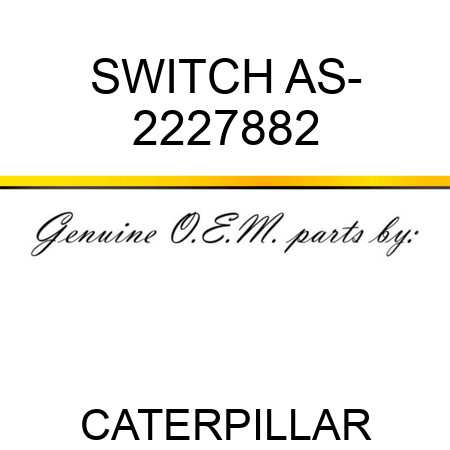 SWITCH AS- 2227882