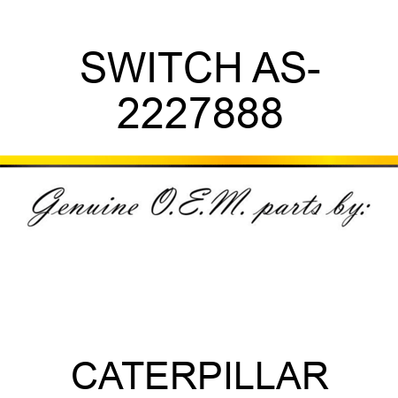 SWITCH AS- 2227888