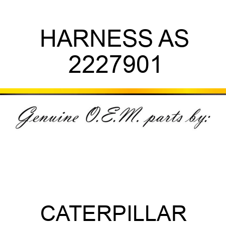 HARNESS AS 2227901