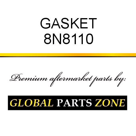 8N8110Caterpillar Gasket