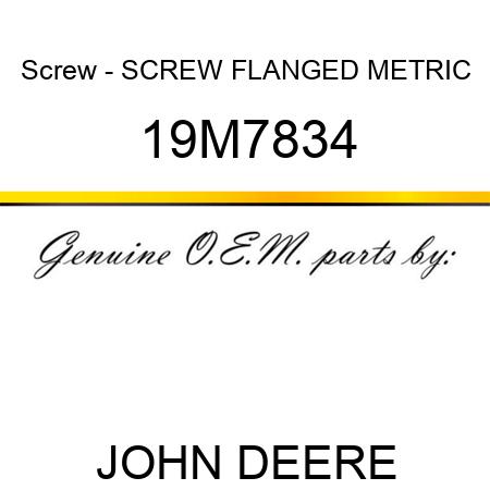 John Deere Screw 19M7834
