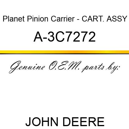 CARTRIDGE ASSY 3C7272
