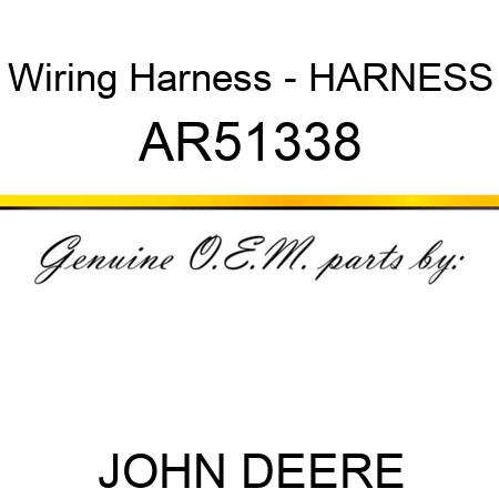 ar51338 wiring harness harness john deere oem part engine ring rh globalpartszone com