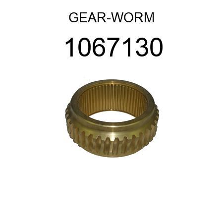 GEAR WORM 1067130