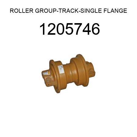 1205746 D6R S/F ROLLER GRP SR (2313087, CR6088, 2880934, 7T4102