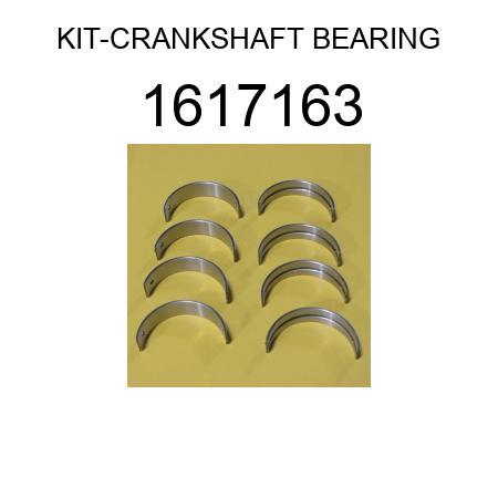 1617163 KIT-CRANKSHAFT BEARING fit CATERPILLAR CB-334E, CB