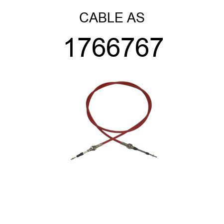 1766767 Cable AS Fits Caterpillar 826G 825G IT62G 950G 962G 966G 972G 980G 824G