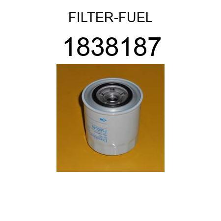 FILTER-FUEL 1838187