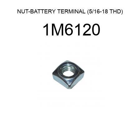 CATERPILLAR NUT 1M6120