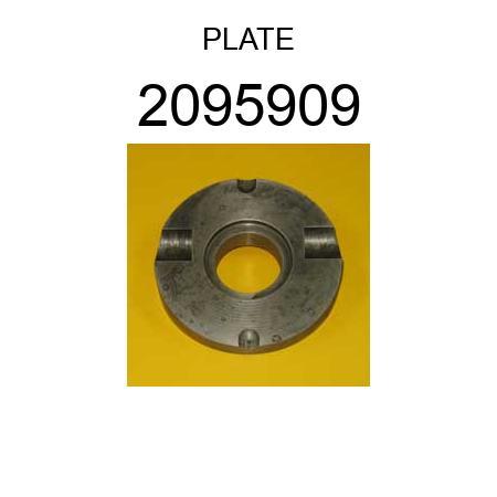 2095909 PLATE-CAM fit CATERPILLAR 3046, 3066, 3116, 3126