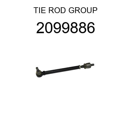 2099886 tie rod as fit caterpillar 414e 416d 416e 420d