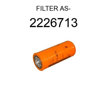 FILTER AS-SC 2226713