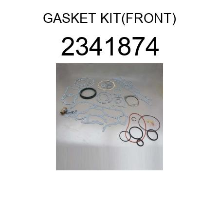 2341874 GASKET KIT (6V9222, 1895136, 9X6573) fit CATERPILLAR