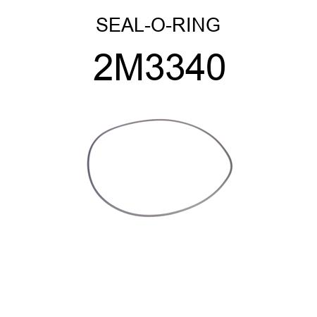 CATERPILLAR SEAL O RING 2M3340 NEW