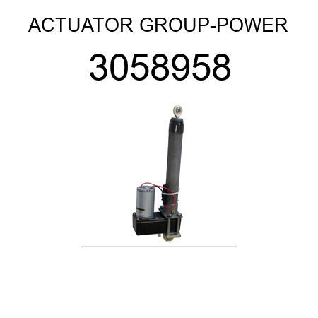 ACTUATOR A 3058958