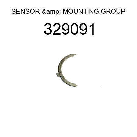 SENSOR &amp MOUNTING GROUP 329091