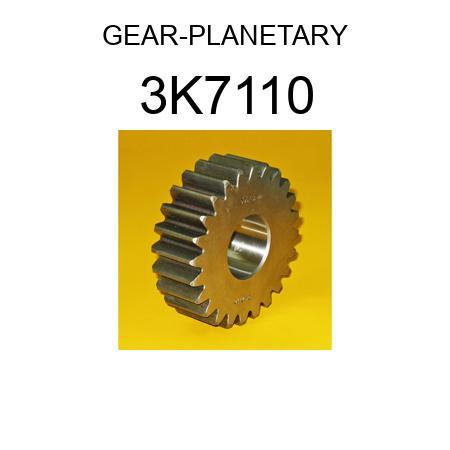 GEAR-PLANETARY  for Caterpillar 3K7110 CAT