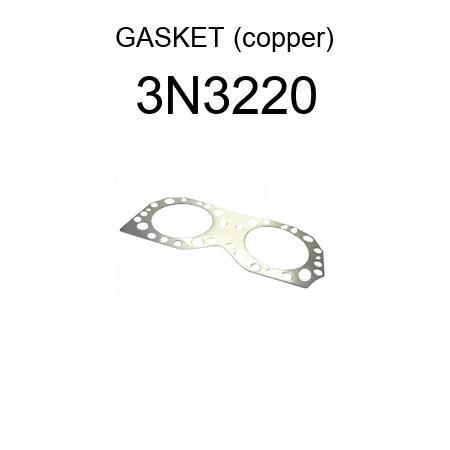 CATERPILLAR GASKET 3B3267 NEW