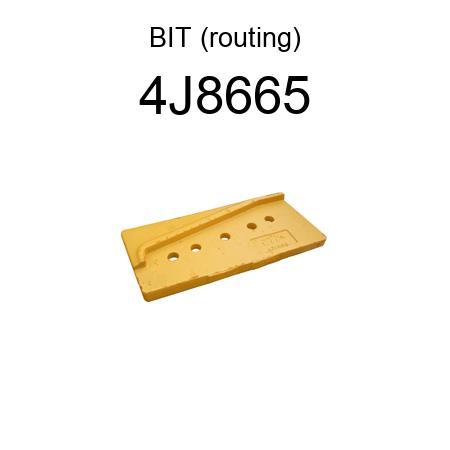 BIT (routing) 4J8665