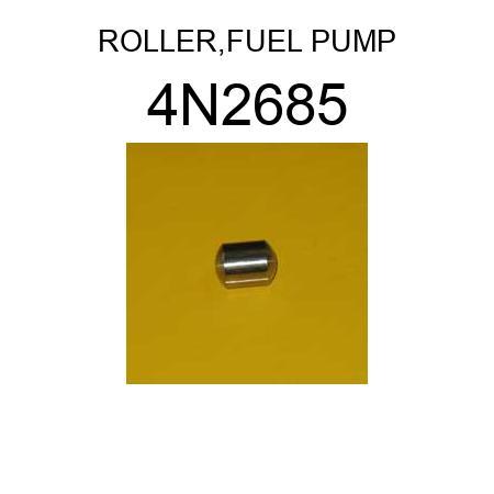 QTY 2 CATERPILLAR 4N2685 FUEL PUMP ROLLER 4N-2685