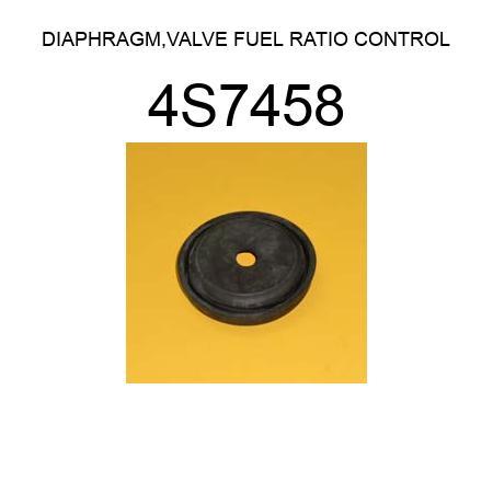 CAT 4S7458 DIAPHRAGM,VALVE FUEL RATIO CONTROL 2S5628 4S7450 for Caterpillar