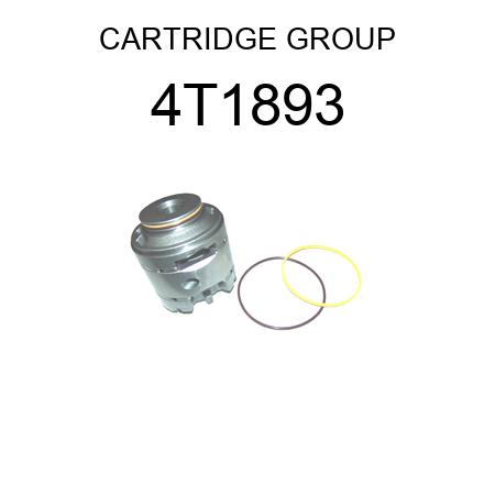 4T1893 CARTRIDGE GROUP fit CATERPILLAR 3304, 963, 963, 950B