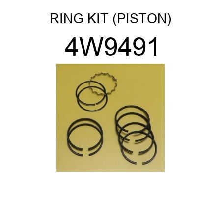 CAT RING KIT 4W9491 PISTON for Caterpillar