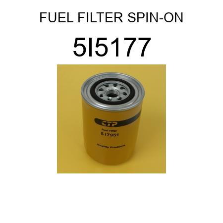 FUEL FILTER SPIN-ON 5I5177