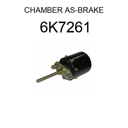 6K7261 CHAMBER AS-BRAKE fit CATERPILLAR 3208, 3304, 3306