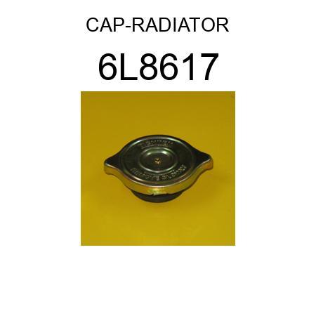 CAP-RADIATOR 6L8617