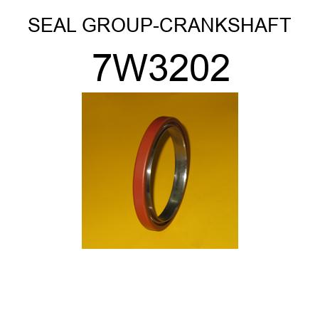 SEAL GROUP-CRANKSHAFT 7W3202