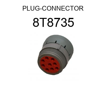 8T8735 PLUG-CONNECTOR fit CATERPILLAR AP-1000, AP-1050, 416C, 426C