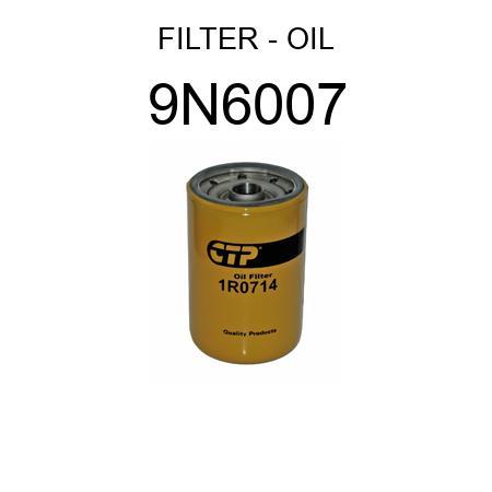 OIL 1R0714 8T6307 fits Caterpillar CAT FILTER 9N6007