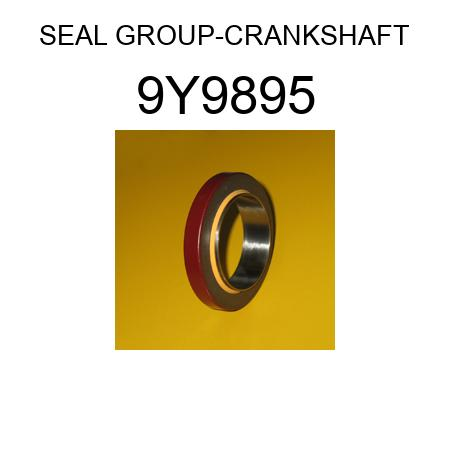 SEAL GROUP-CRANKSHAFT 9Y9895