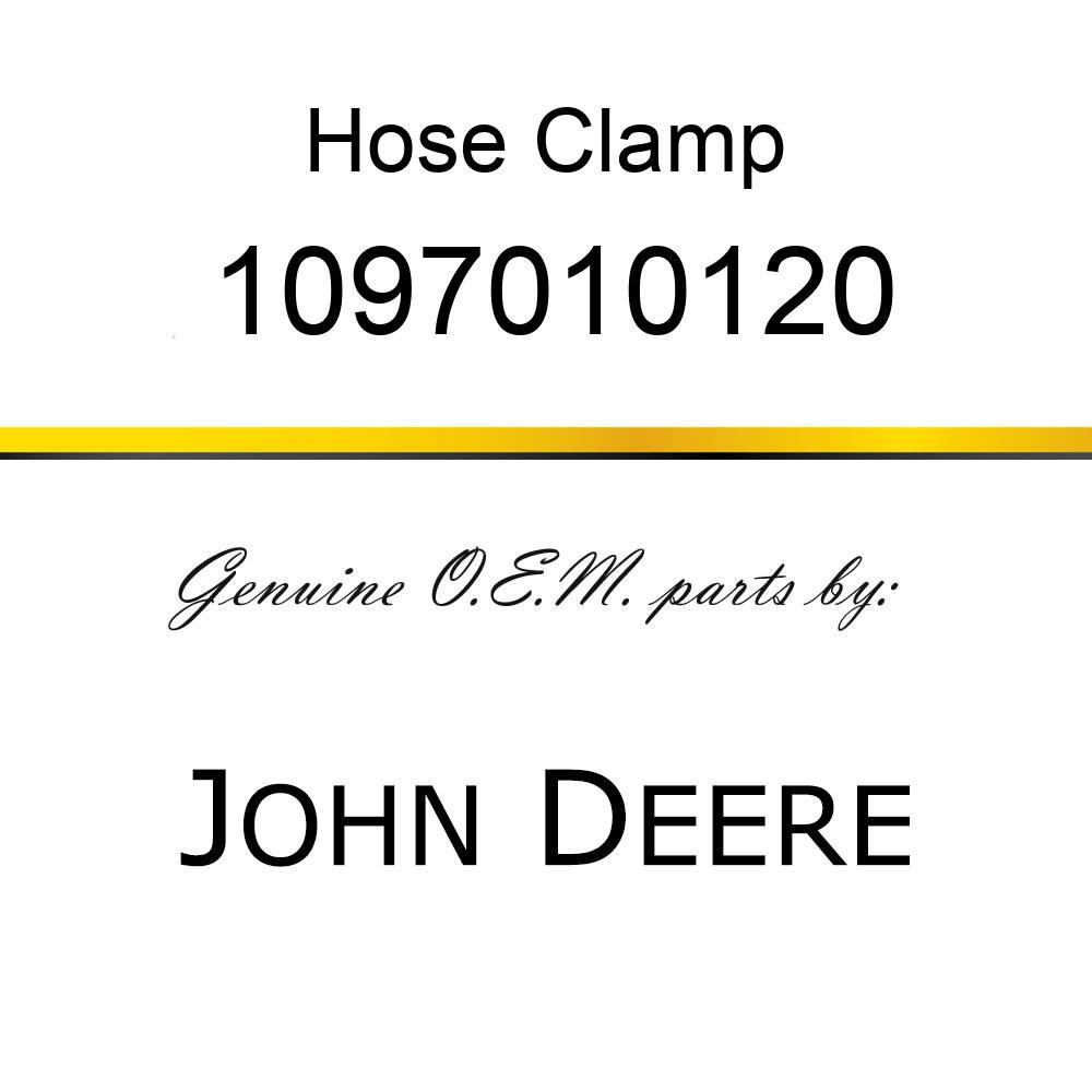 Hose Clamp - CLIP, PVC HOSE 1097010120