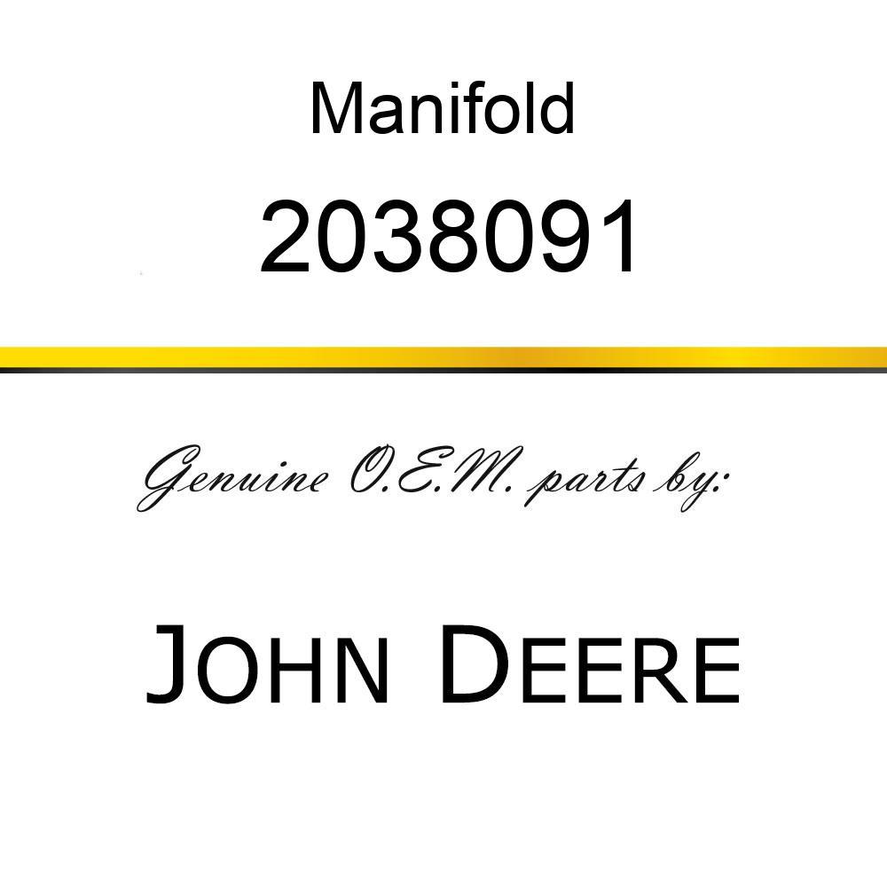 Manifold - MANIFOLD 2038091
