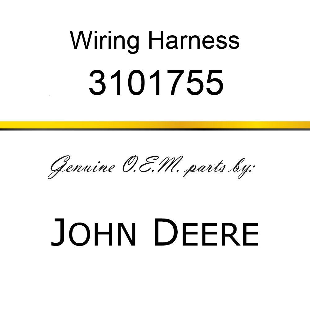 Wiring Harness - HARNESSWIRE 3101755