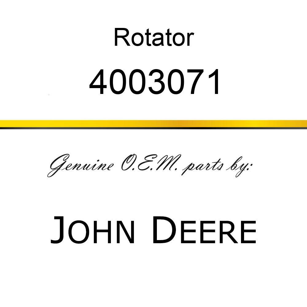 Rotator - ROTATOR, GEROTOR ASM 4003071