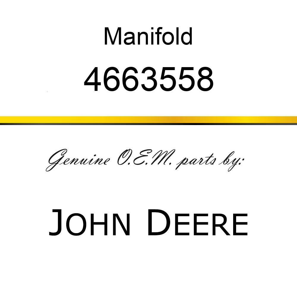 Manifold - MANIFOLD 4663558
