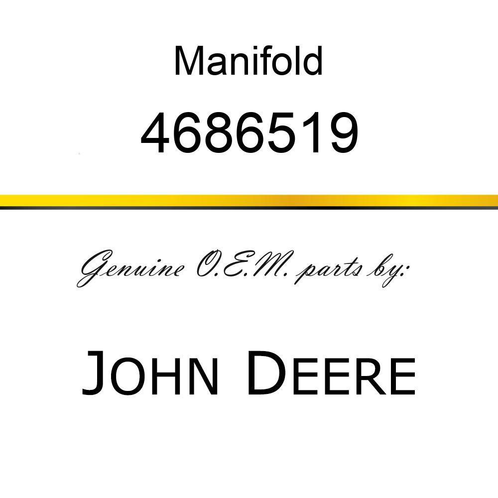Manifold - JOINTCENTER 4686519