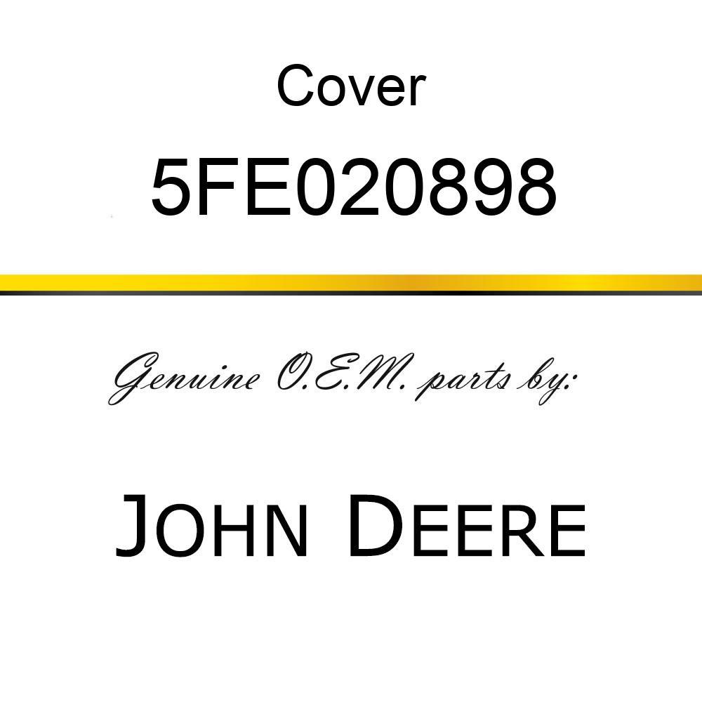 Cover - OIL RESERVOIR COVER 5FE020898