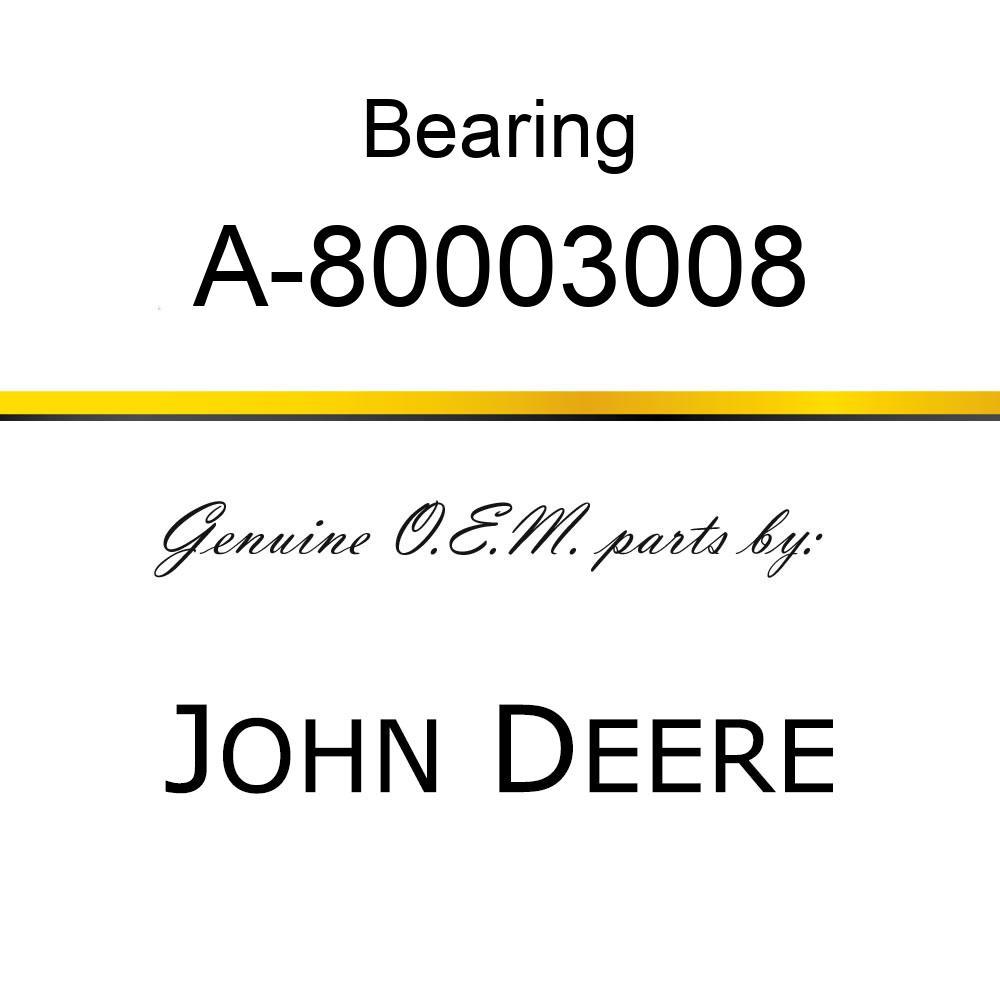 Bearing - CON ROD BRG (4 PR) A-80003008