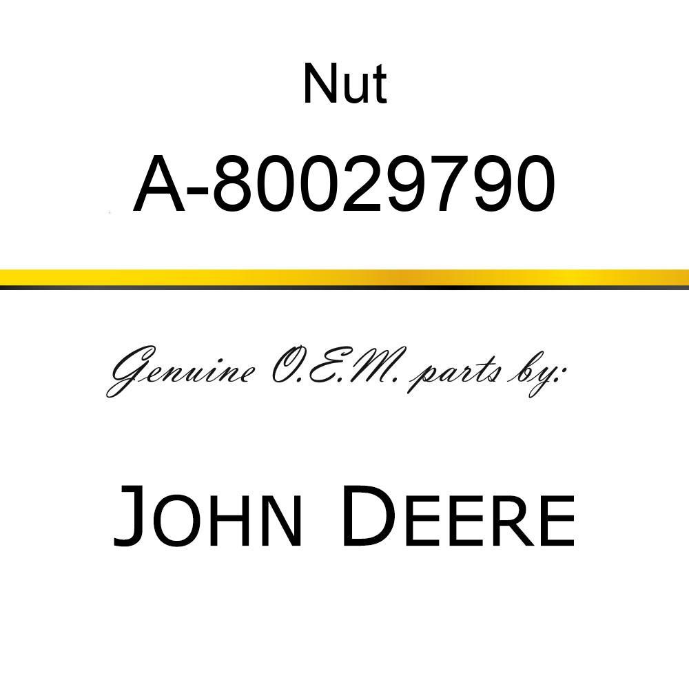 Nut - NUT A-80029790