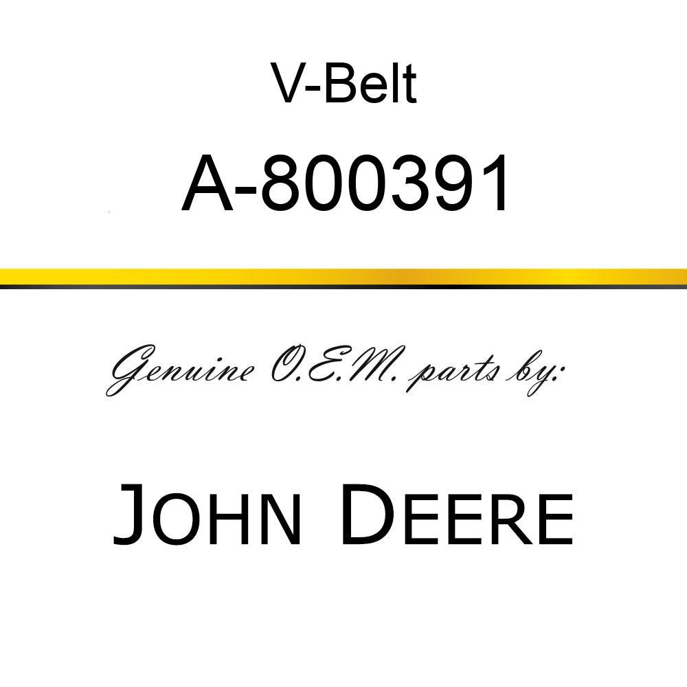V-Belt - BELT A-800391