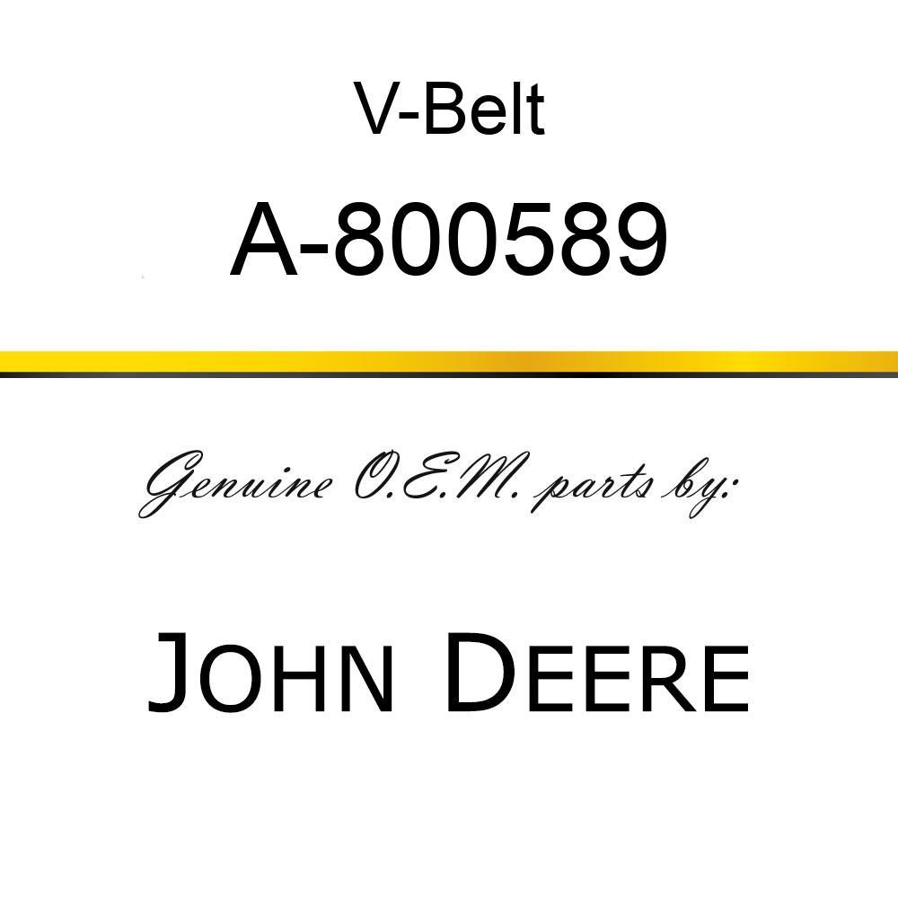 V-Belt - BELT A-800589