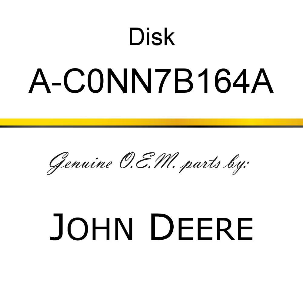 Disk - FRICTION DISC - INT SPLIN A-C0NN7B164A